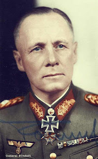 Erwin Rommel Color photos of German officers worldwartwo.filminspector.com