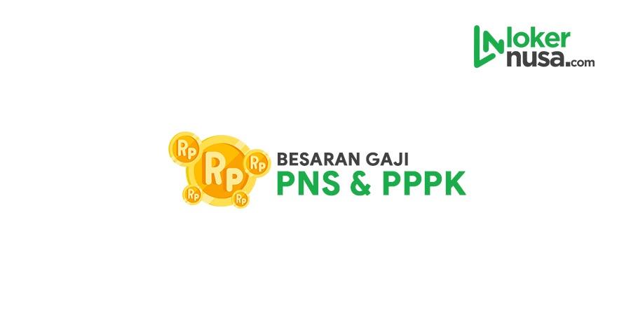Gaji PNS dan PPPK