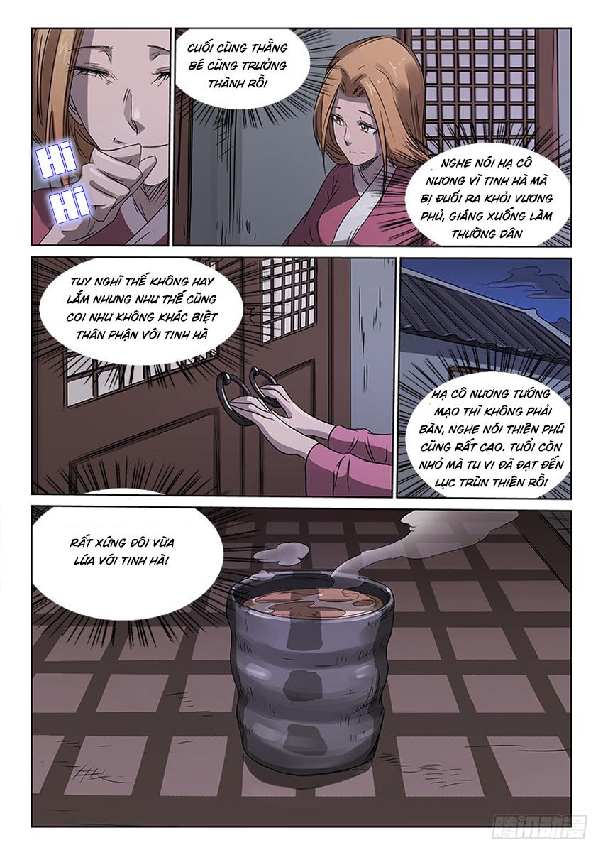Tinh Võ Thần Quyết Chap 164 - Trang 3
