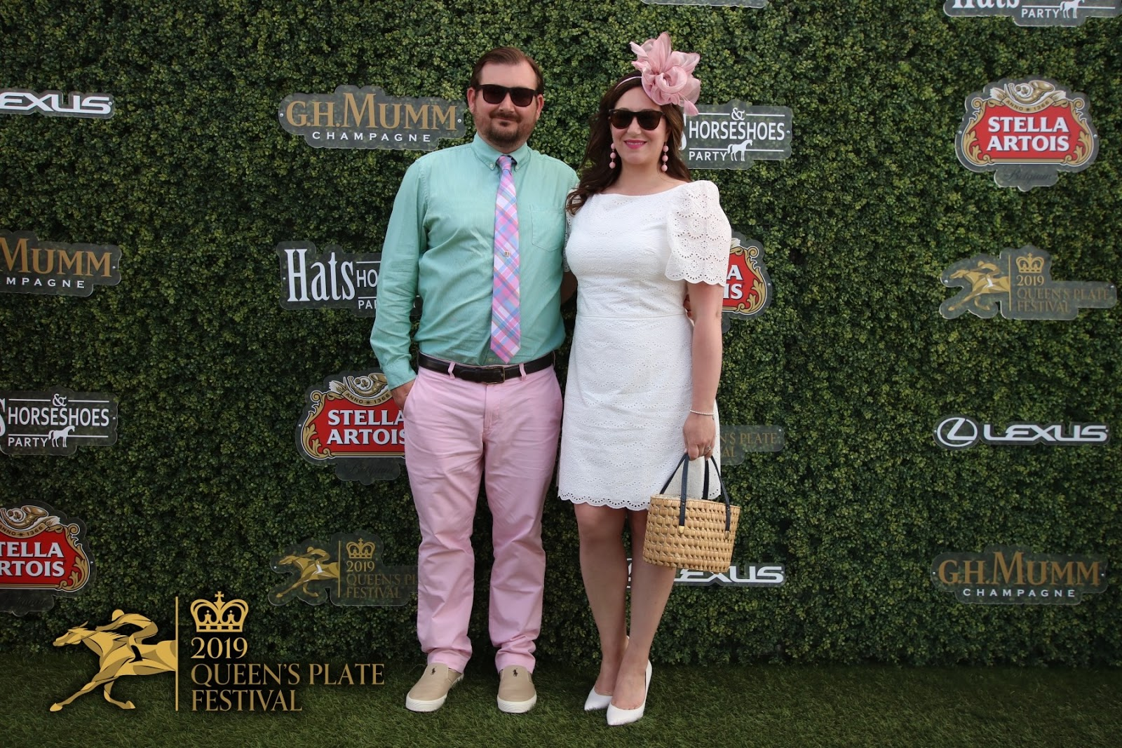 kentucky derby couples outfit
