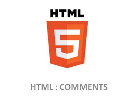 HTML – Comments