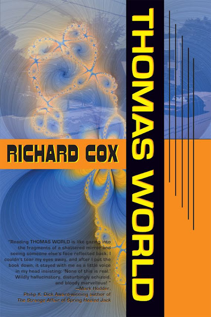 Night Shade Books Holiday Countdown: Excerpt from Thomas World  by Richard Cox