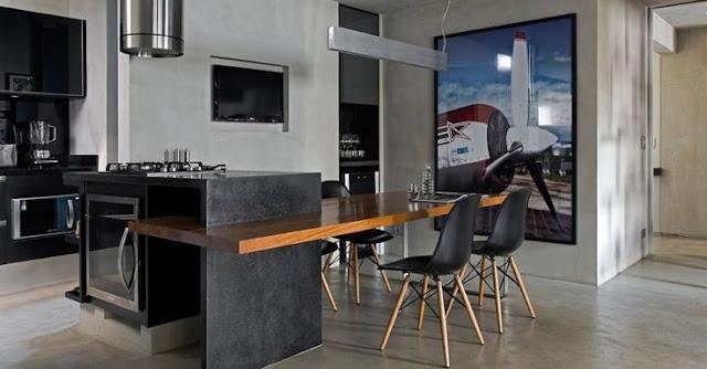 modelos-cozinhas-bancadas-escuras-modernas