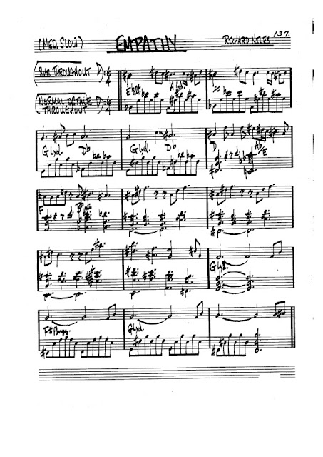 Partitura Violonchelo Richard Niles