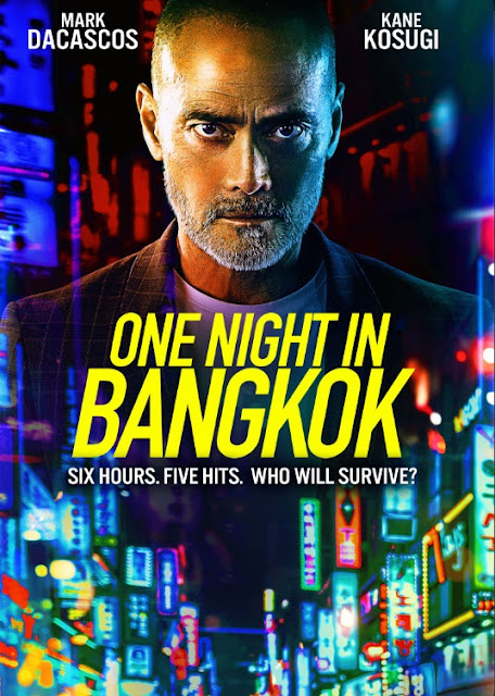 One Night in Bangkok [2020] [DVDR] [NTSC] [Latino]