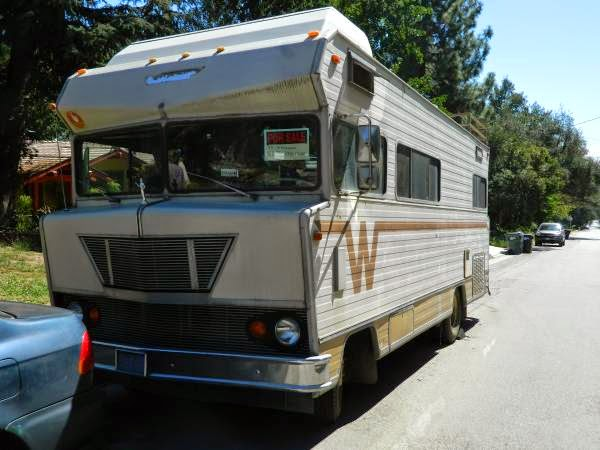 Used rvs 1971 winnebago motorhome for sale by owner for Used class c motor home