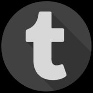 tumblr blackout icon