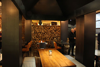 Inauguración del restaurante Maraxe