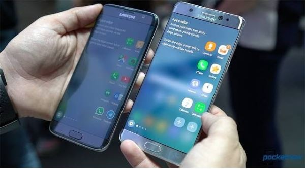 Samsung Galaxy Note 7 vs Galaxy S7 edge | Video Confronto tra i due top gamma