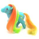 My Little Pony Twisty Tail Year Six Brush n' Grow Ponies G1 Pony