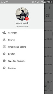 Download BBM iOS iPhone Mod Apk 1