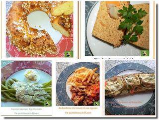 Vie quotidienne de FLaure : Vos préférences (recettes) : mois de mai 2016