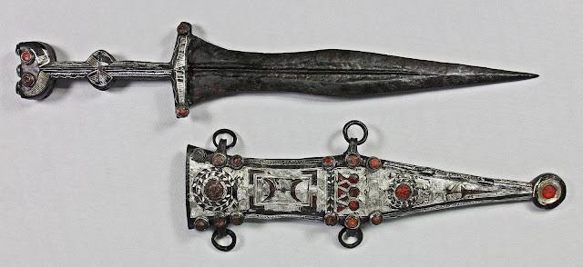 Unique Roman dagger found in Germany