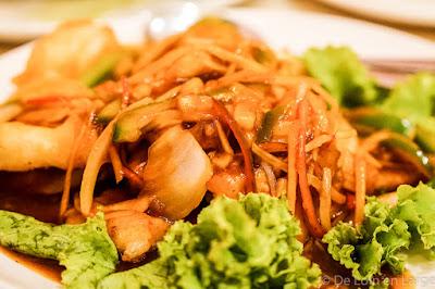 Restaurant Sam Doo - Phnom Penh - Cambodge
