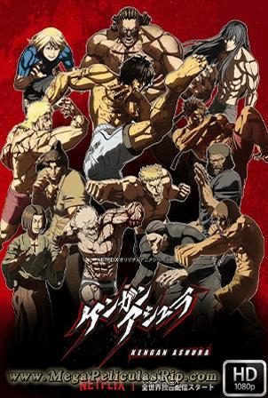 Kengan Ashura Temporada 1 [1080p] [Latino-Japones] [MEGA]
