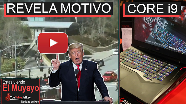 Trump y Google hablan sobre el tiroteo en las Oficinas de Youtube, se Revela el Motivo | El Muyayo