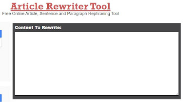 articlerewritertool