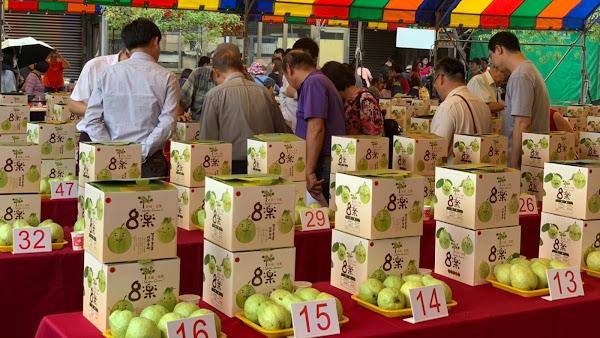 社頭鄉農會芭樂及桂圓評鑑推廣 創造農友與消費者雙贏