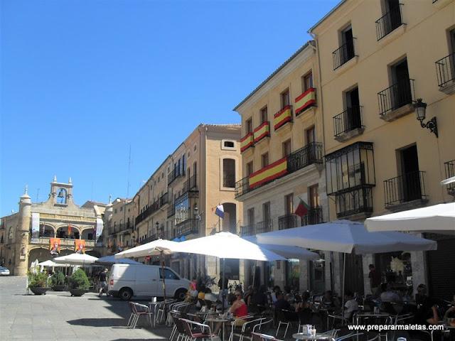 Qué visitar en Ciudad Rodrigo en Salamanca