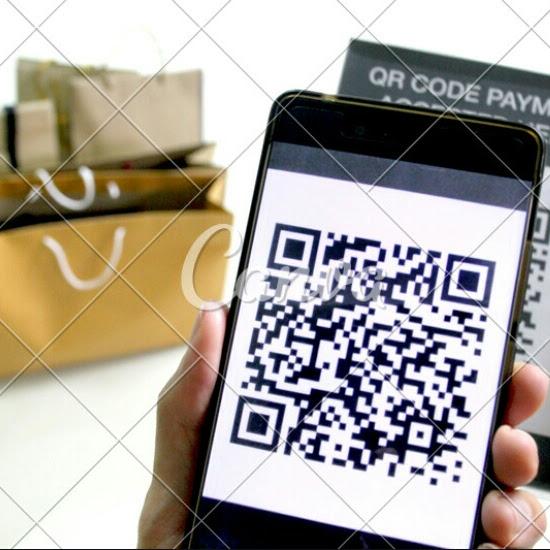 QR Pembayaran Digital Ala Millenial