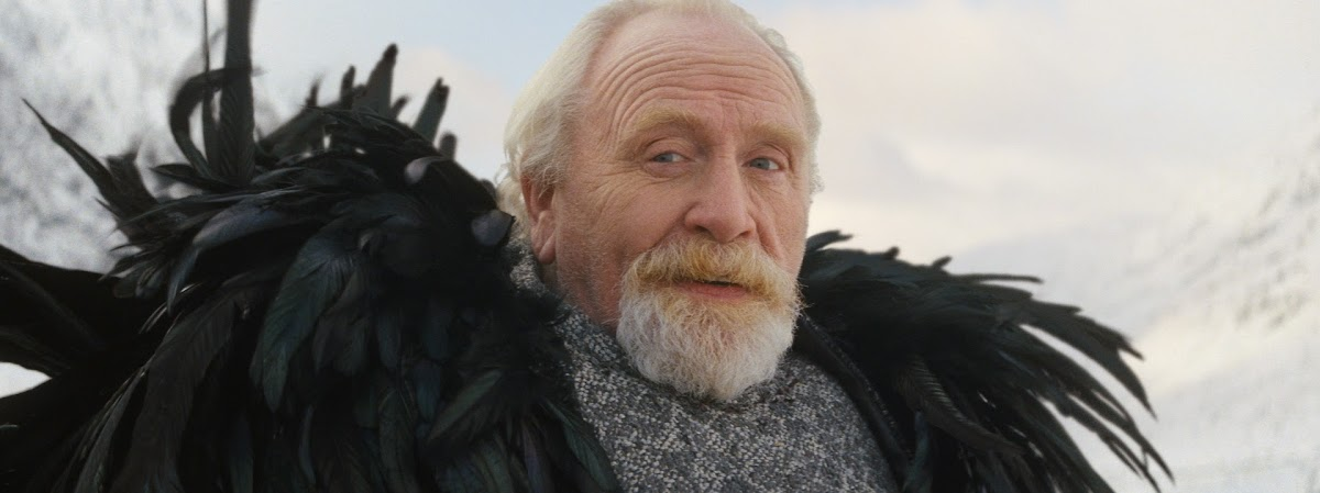 Highlander and Braveheart Star James Cosmo Speaks Words Of Wisdom in New Bank of Scotland Advert