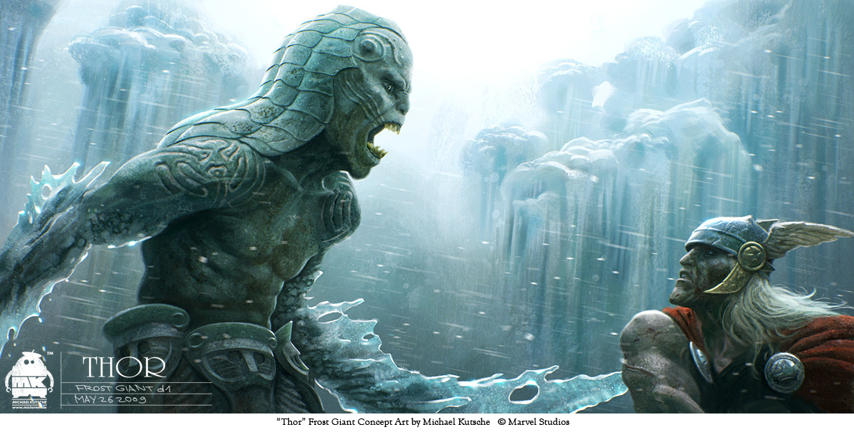 Thor Ice Giants - Pics about space