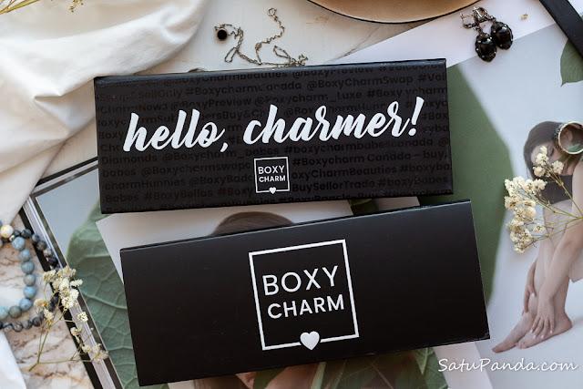 Boxycharm March наполнение и отзыв