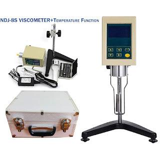 Viscometer NDJ-8S | Cek Stok 082112325856