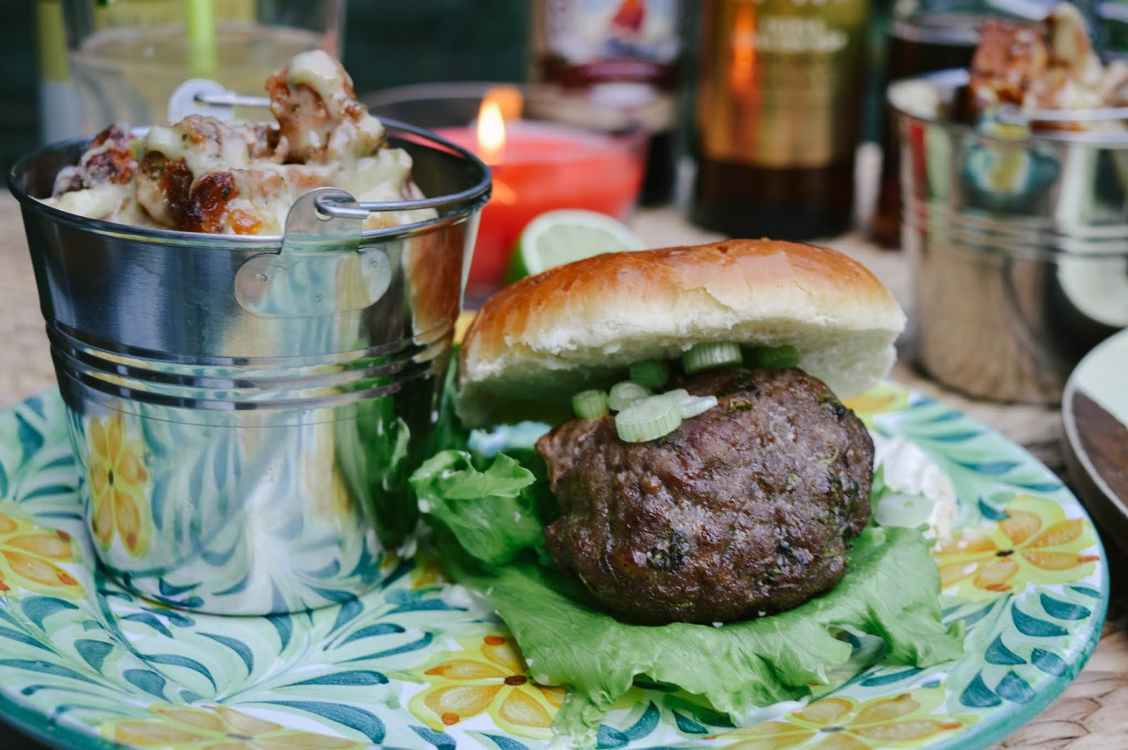 Wasabi Burger Recipe from M&S, M&S Beef Traceability, Hampshire blog, food bloggers UK
