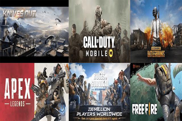 Inilah 6 Game Battle Royal Terbaik Android 2020 Wajib di coba