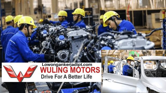 Lowongan Kerja PT SGMW Motor Indonesia (Wuling)