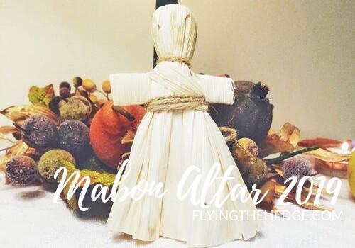 Mabon Altar 2019