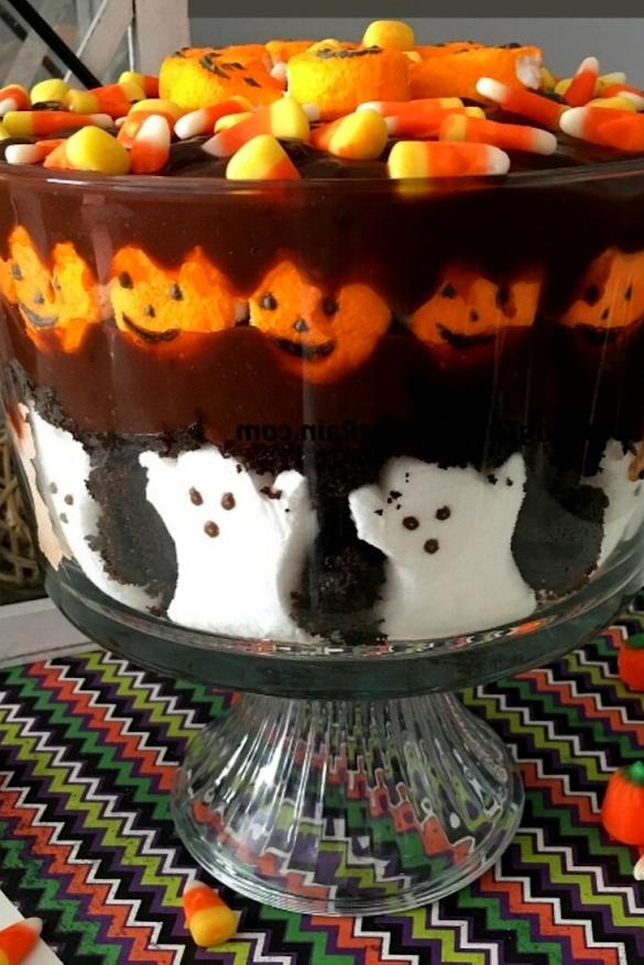 Halloween Trifle
