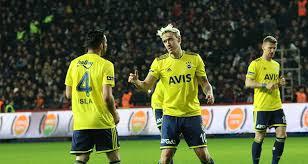 Fenerbahçe - Yeni Malatyaspor maç özeti ve golleri