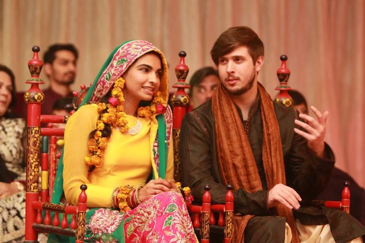 Mehndi Function Dresses : Best mehndi function dresses