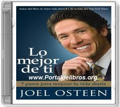 LO MEJOR DE TI, Joel Osteen [ 5 CD's Audiolibro ] – Nunca te conformes con la mediocridad. Descubre tu destino, propósito individual y lo mejor que la vida te ofrece
