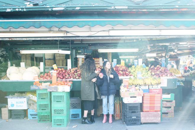 Toronto Kensington Market, Markets in Toronto, Selftimers