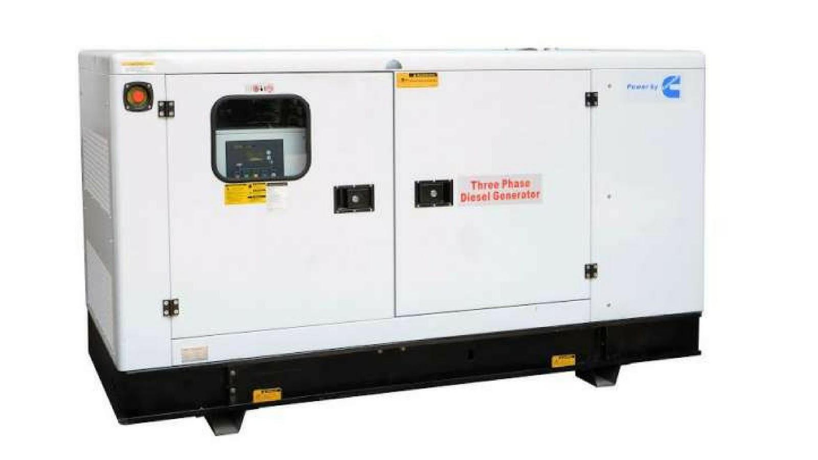 Generador diesel pequeño para hogar