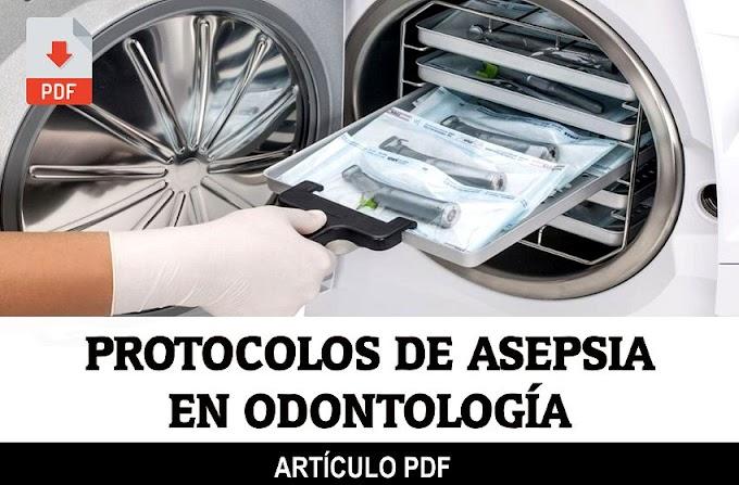 PDF: Protocolos de Asepsia en Odontología