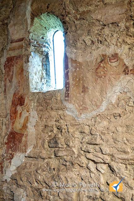 Affreschi della chiesa di san Clemente a Caravate
