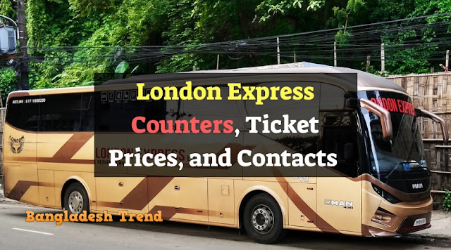 London Express All Counters