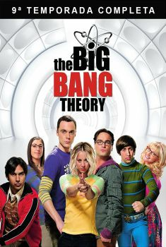 The Big Bang Theory 9ª Temporada Torrent - BluRay 720p Dual Áudio