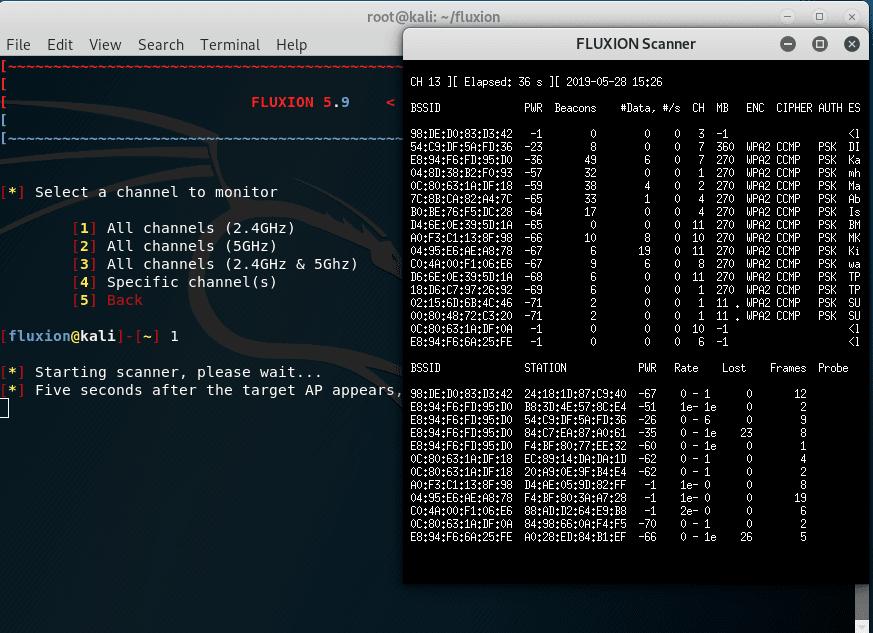 How To Create Fake WiFi AP using Fluxion 5 - KaliTut