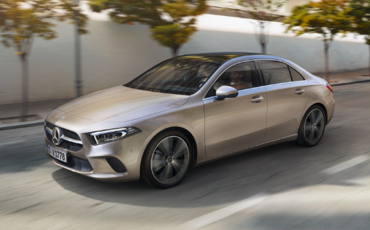 Mercedes-Benz Classe A Sedan 2020