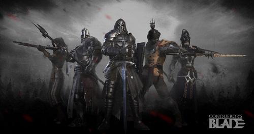 Conqueror's Blade lấy giao diện thời trung cổ