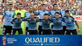 Uruguay vs Egypt World Cup