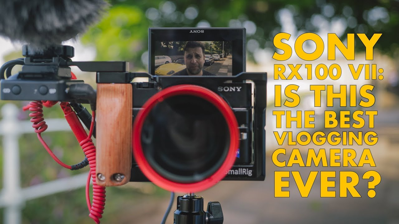 Sony RX100 VII: Is this the best vlogging camera EVER?