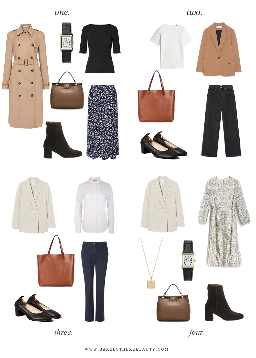 transitional-capsule-closet-outfit-ideas