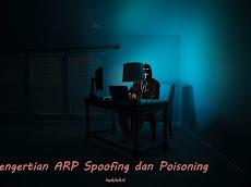 Belajar#1 Pengertian ARP SPOOFING/ARP Poisoning