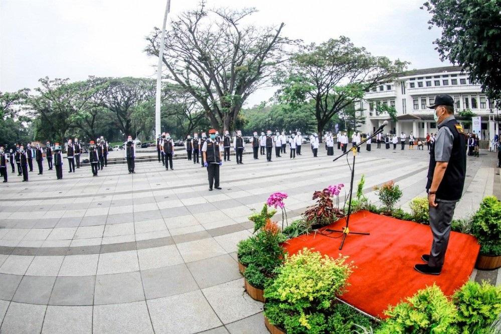 Pemkot Bandung Mulai Terjunkan Satgas Pemeriksa Hewan Kurban